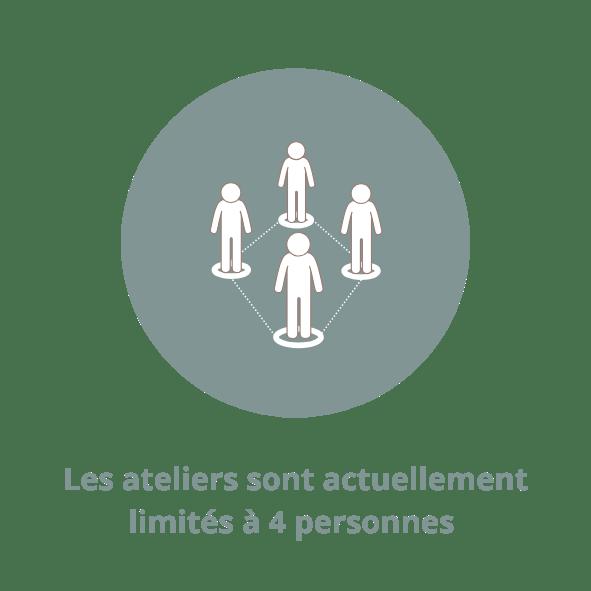 Atelier cosmétique petit comité Paris