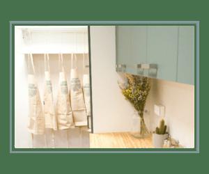 Atelier de cosmétiques naturels