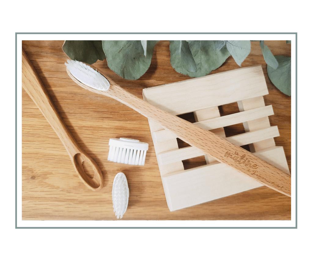 Brosse à dents bambou à Paris