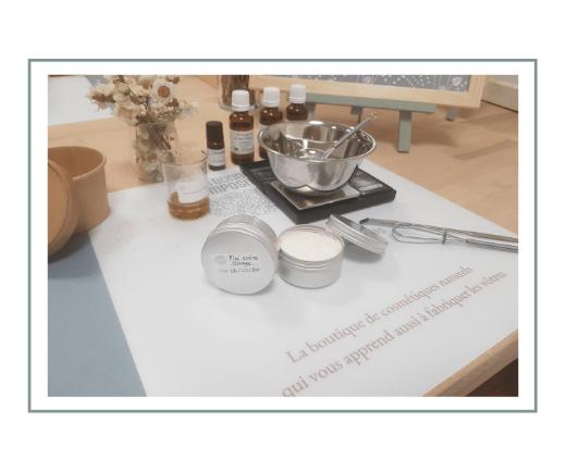 Atelier baume pour le corps atelier à Paris