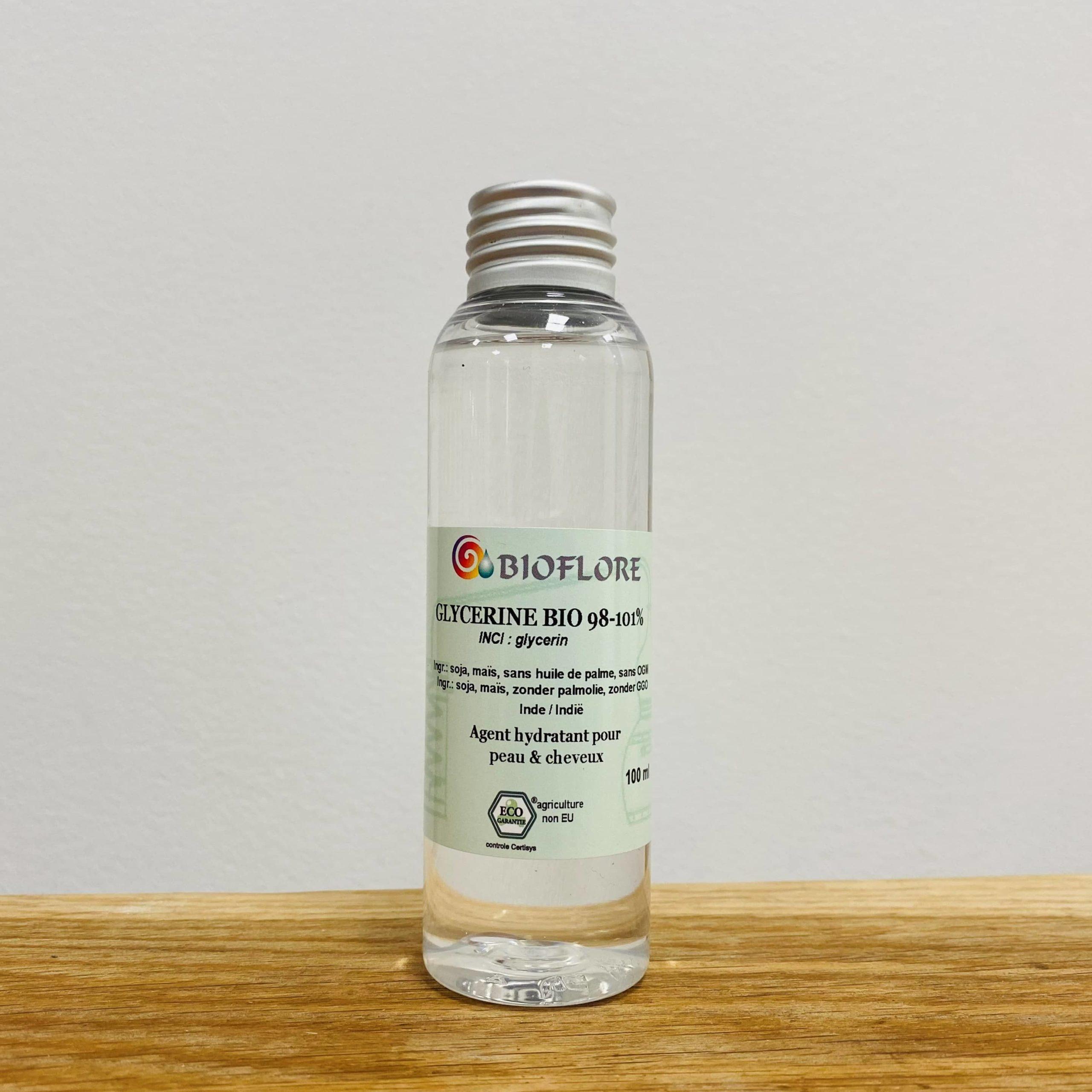 Bioflore glycérine bio