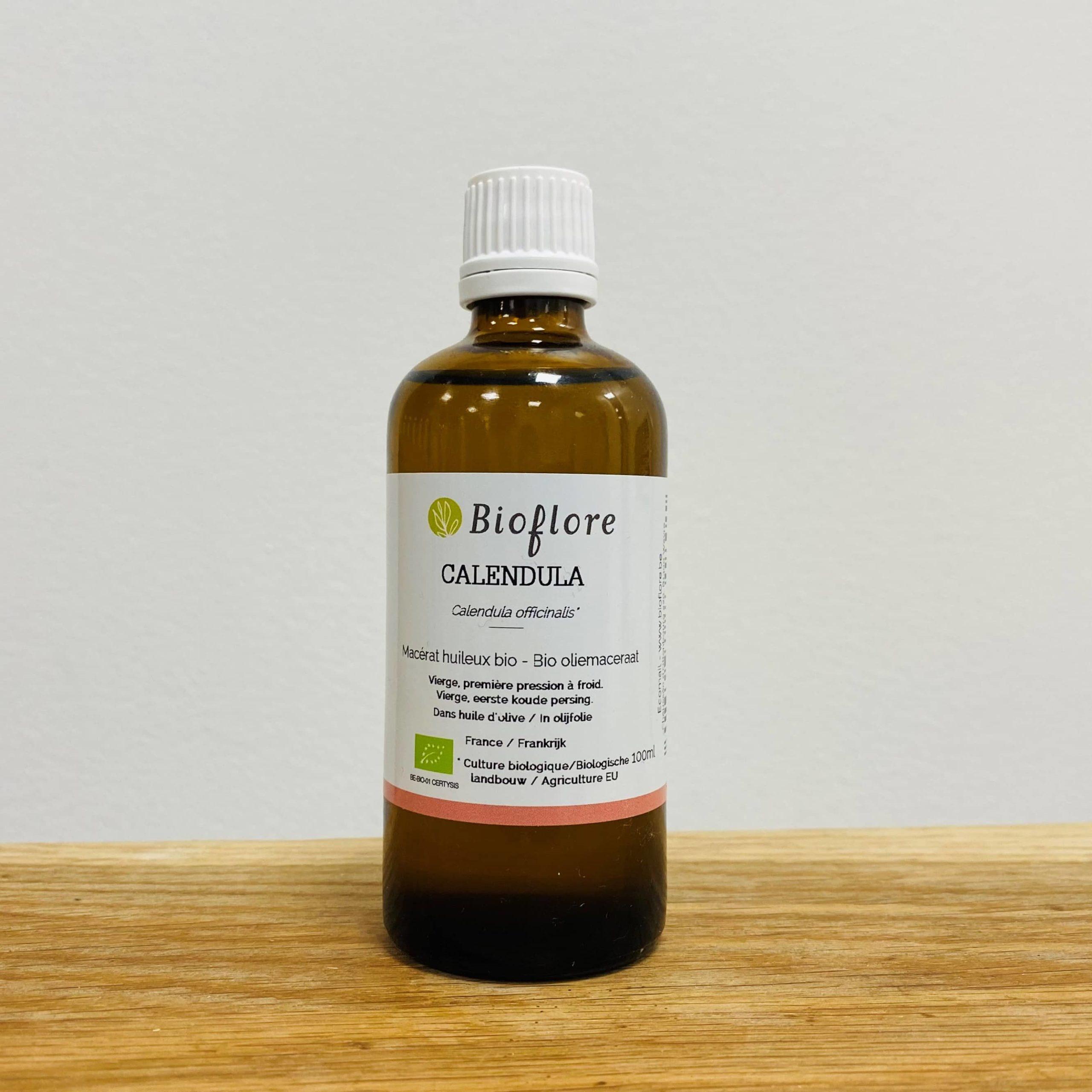 Bioflore huile végétale calendula