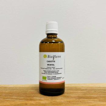 Bioflore huile végétale carotte