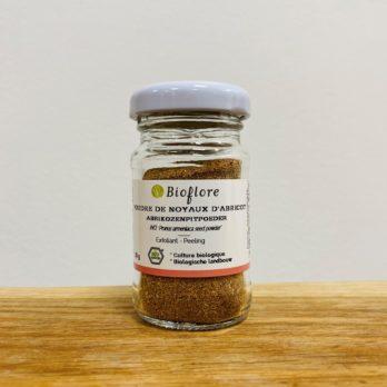 Bioflore poudre de noyaux d'abricot