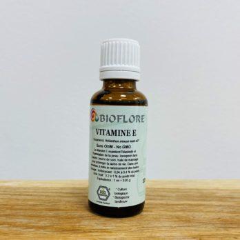 Bioflore vitamine E