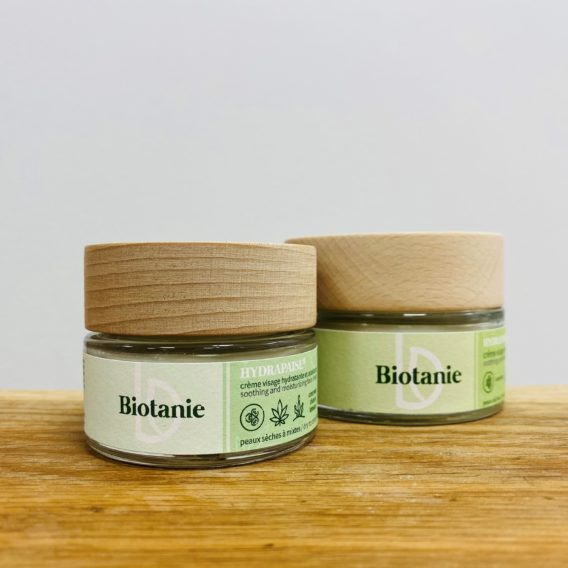 Biotanie crèmes hydrapaise