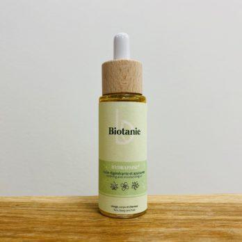 Biotanie huile hydrapaise