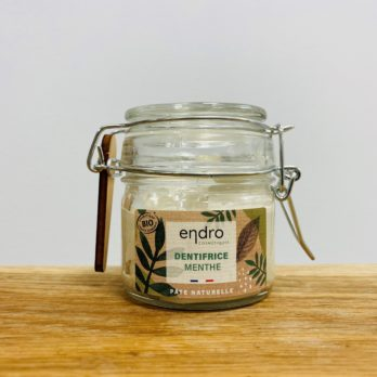 Endro dentifrice solide menthe