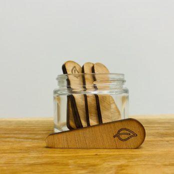 Mini spatule bois