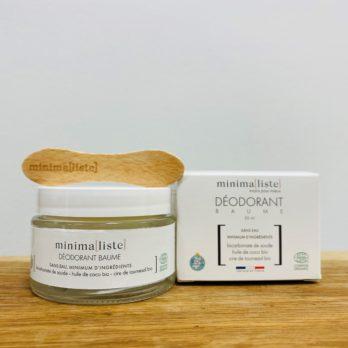 Minimaliste baume déodorant