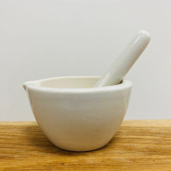 Mortier porcelaine 150ml