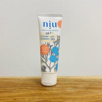 Niu crème solaire spf 30 naturelle