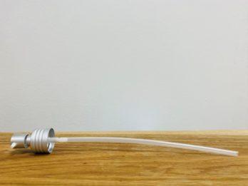 pompe crème argent 24-410