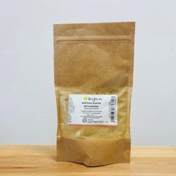 Bioflore poudre moutarde blanche