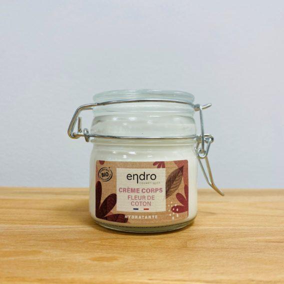 Endro crème corps hydratante