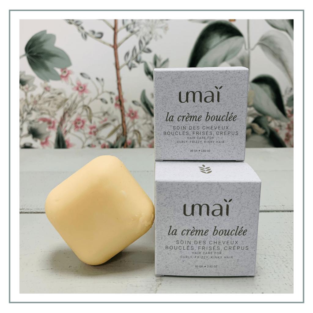 La crème bouclée Umai Paris